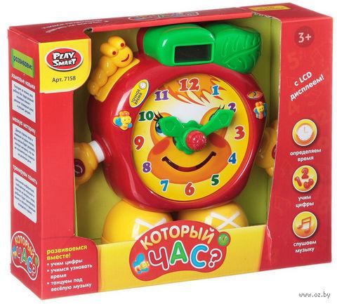 """Развивающая игрушка """"Который час?"""""""