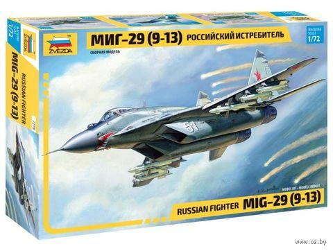 Российский истребитель Миг-29 (9-13) (масштаб: 1/72)