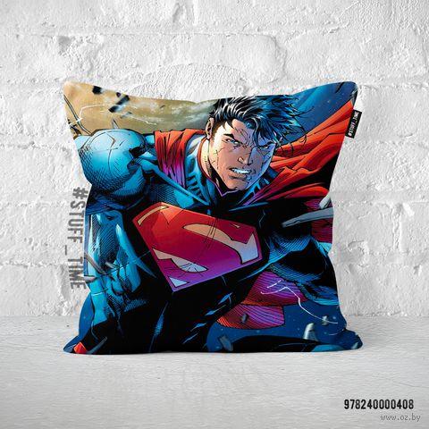 """Подушка """"Супермен"""" (арт. 408) — фото, картинка"""