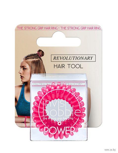 """Набор резинок-браслетов для волос """"Power Pinking of you. С подвесом"""" (3 шт.; арт. 3118) — фото, картинка"""