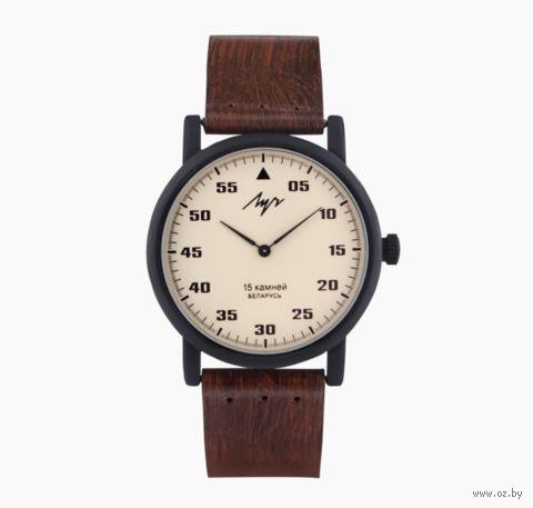 Часы наручные (коричневые; арт. 278751473) — фото, картинка