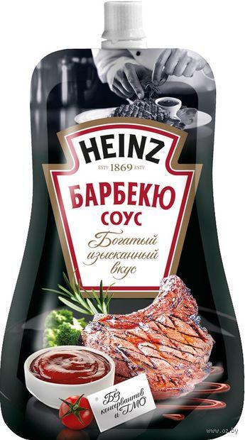 "Соус ""Heinz. Барбекю"" (230 мл) — фото, картинка"
