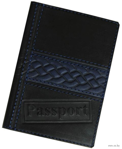 Обложка на паспорт (арт. C4t-106-76) — фото, картинка