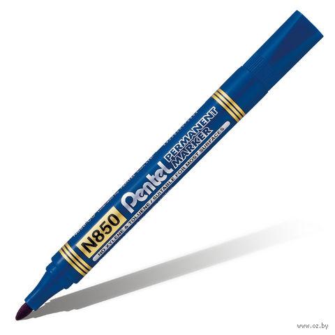 Маркер перманентный N850 (синий)