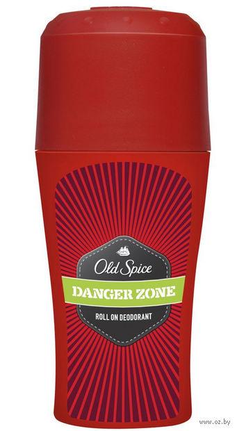 """Дезодорант для мужчин Old Spice """"Danger Zone"""" (ролик; 50 мл)"""