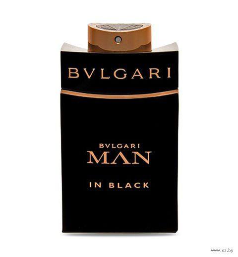 "Парфюмерная вода для мужчин Bvlgari ""Man In Black"" (30 мл) — фото, картинка"