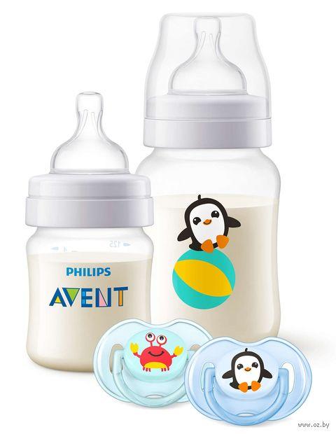 """Подарочный набор детский """"Пингвинёнок"""" — фото, картинка"""
