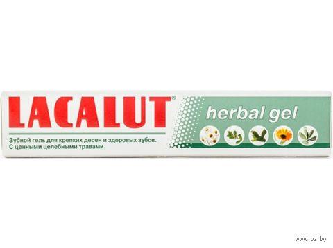 "Зубная паста ""Herbal Gel"" (75 мл) — фото, картинка"