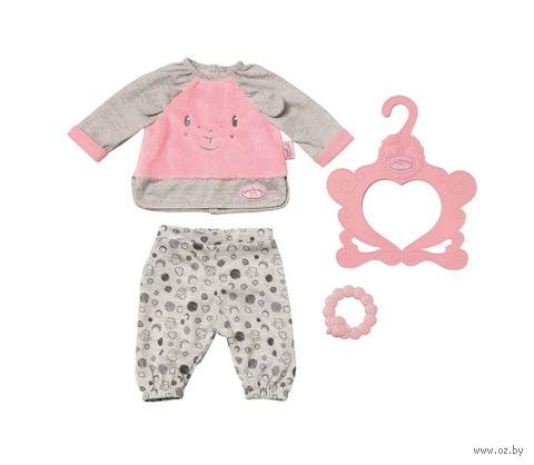 """Пижама для кукол """"Спокойной ночи"""" — фото, картинка"""